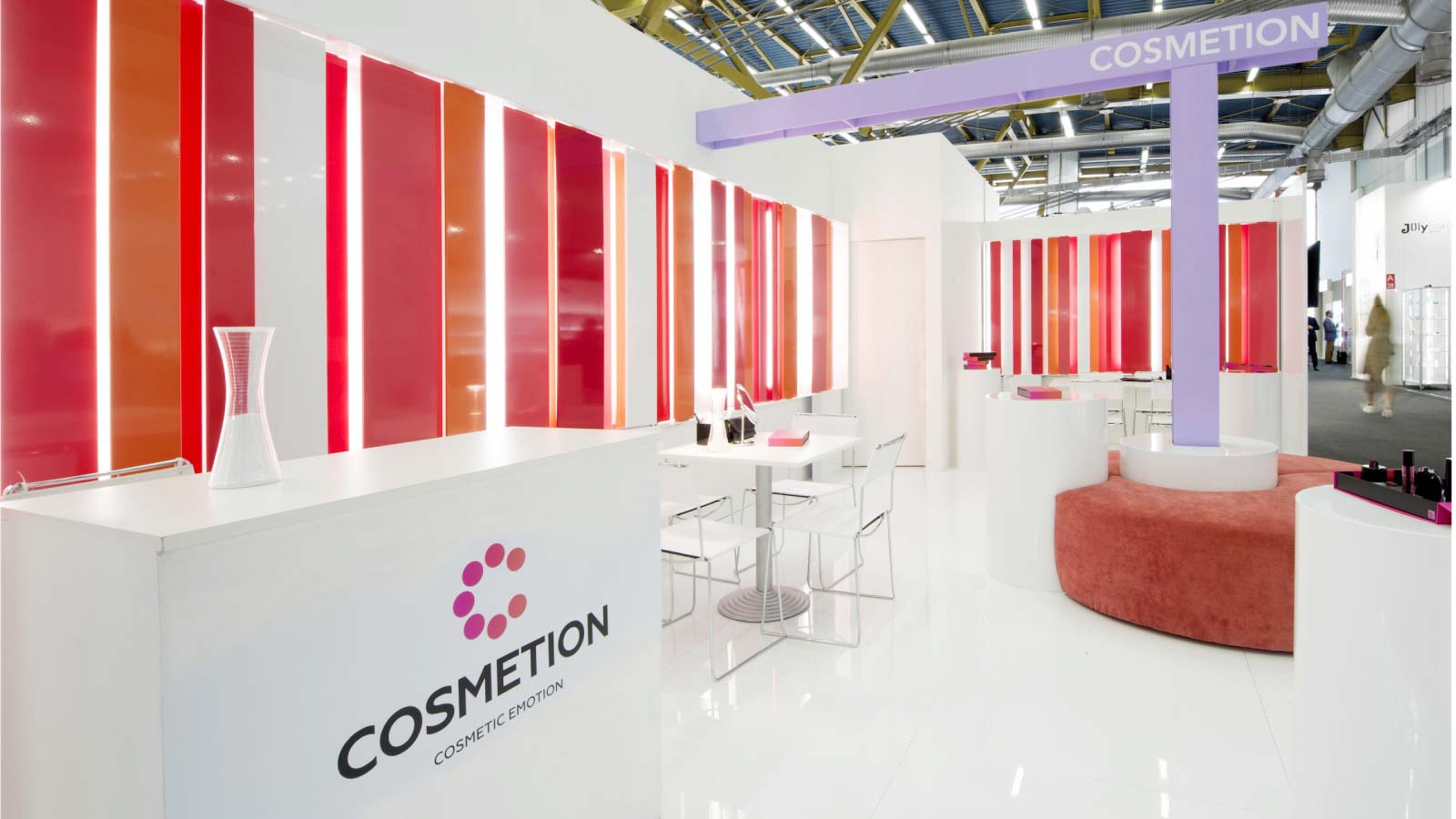 Studio Magenis Professionisti Associati - Cosmetion Stand